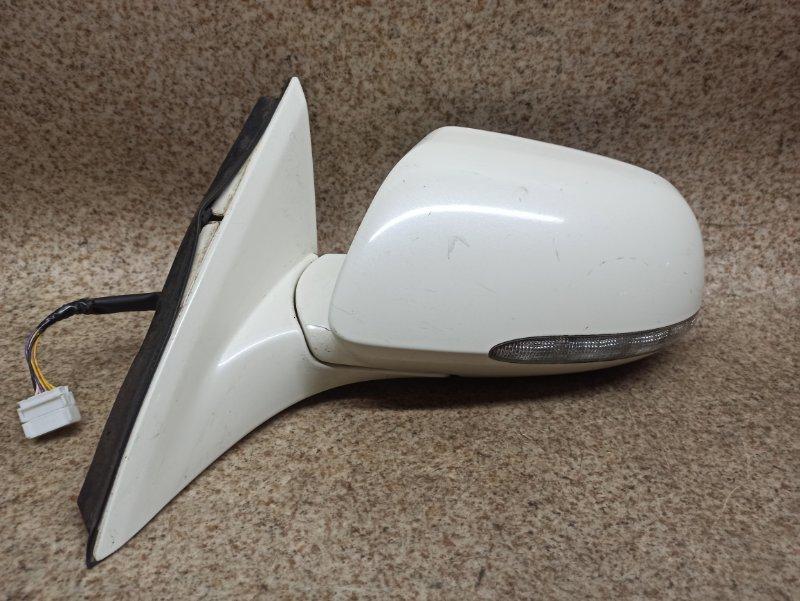 Зеркало Honda Inspire UC1 2003 переднее левое