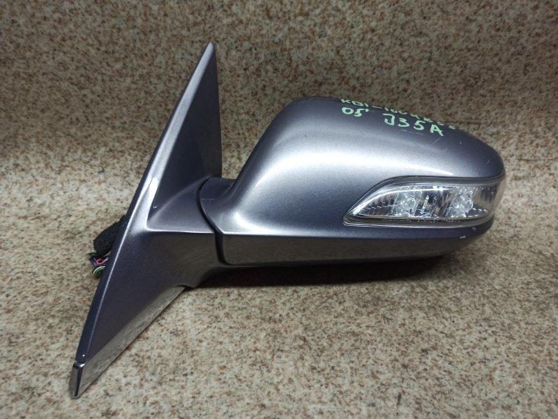 Зеркало Honda Legend KB1 2005 переднее левое