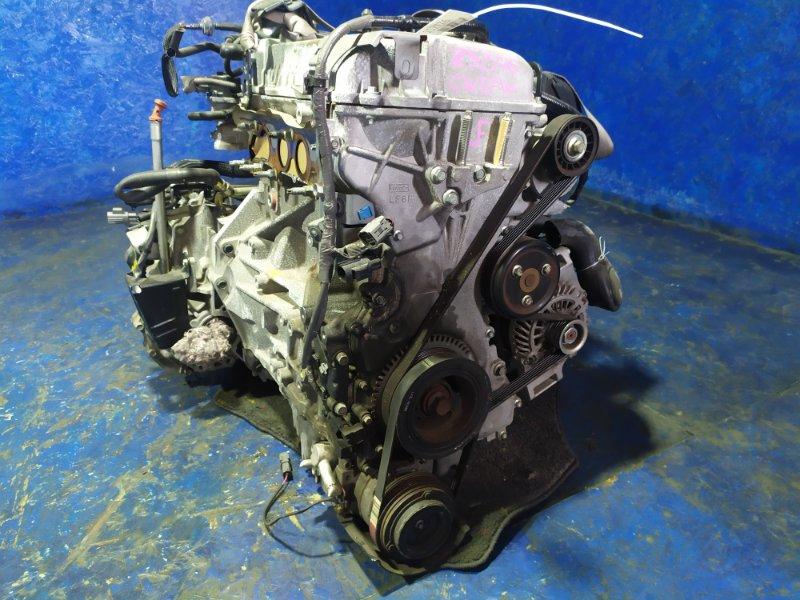 Двигатель Mazda Premacy CWEFW LF 2011