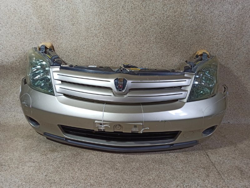 Nose cut Toyota Ist NCP60 2NZ-FE 2003
