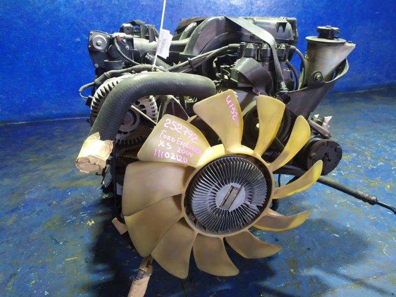 Двигатель Ford Explorer UN152 XS 2004