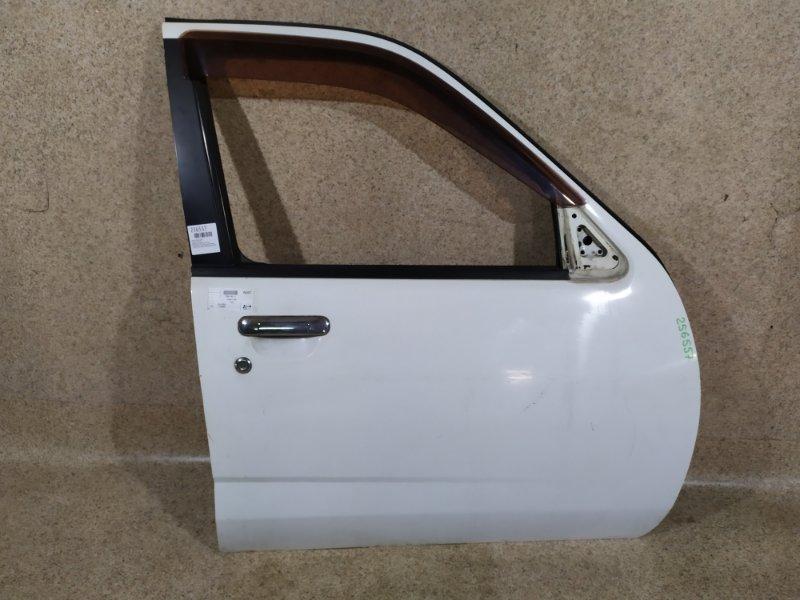Дверь Nissan Cube Z10 передняя правая
