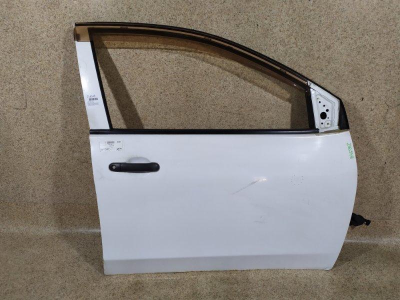 Дверь Nissan Ad VY12 2009 передняя правая