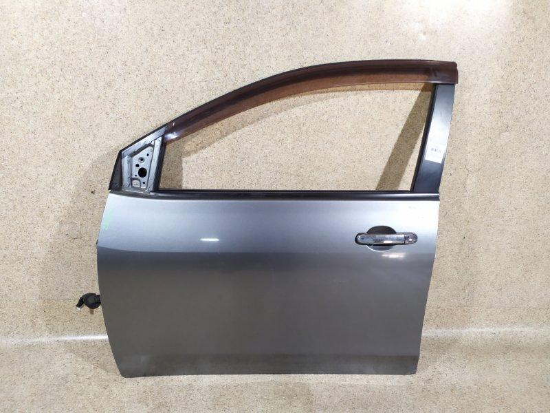 Дверь Nissan Wingroad Y12 2008 передняя левая