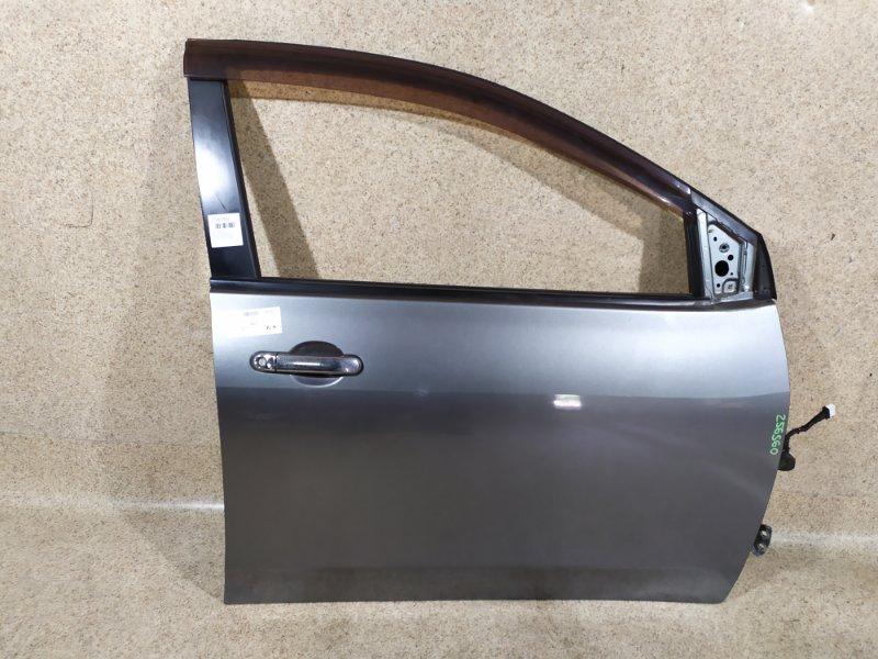 Дверь Nissan Wingroad Y12 2008 передняя правая