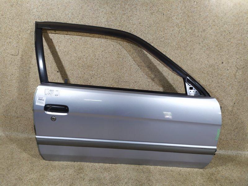 Дверь Toyota Corsa EL51 1999 передняя правая