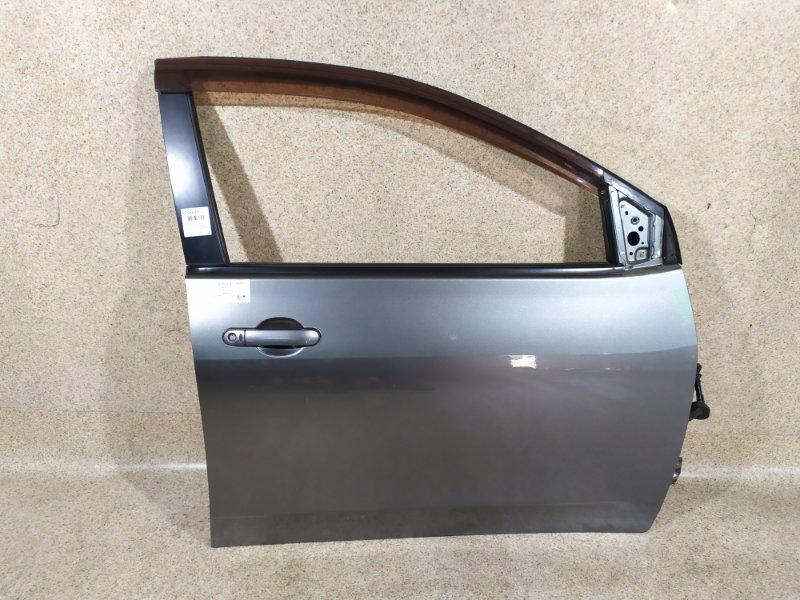 Дверь Nissan Wingroad Y12 передняя правая