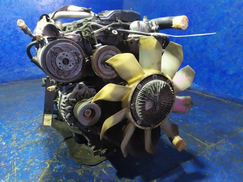Двигатель Isuzu Elf NKR81 4HL1 2007