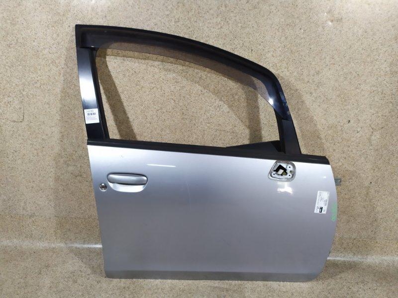Дверь Mitsubishi Colt Plus Z21W 2010 передняя правая