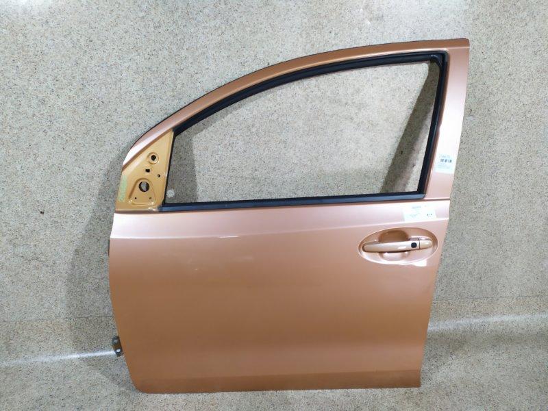 Дверь Toyota Passo KGC30 передняя левая