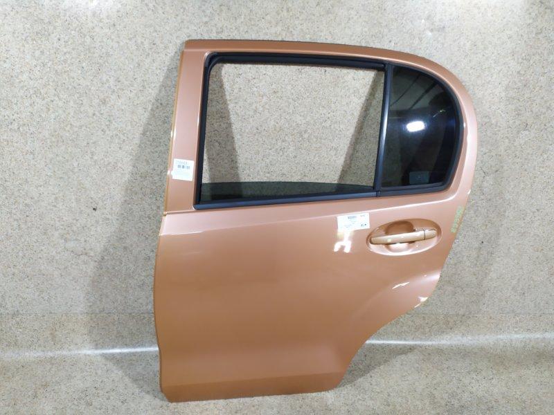 Дверь Toyota Passo KGC30 задняя левая
