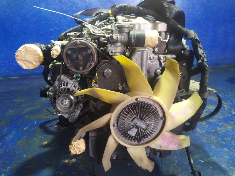 Двигатель Mitsubishi Canter FE74DV 4M50-T 2008