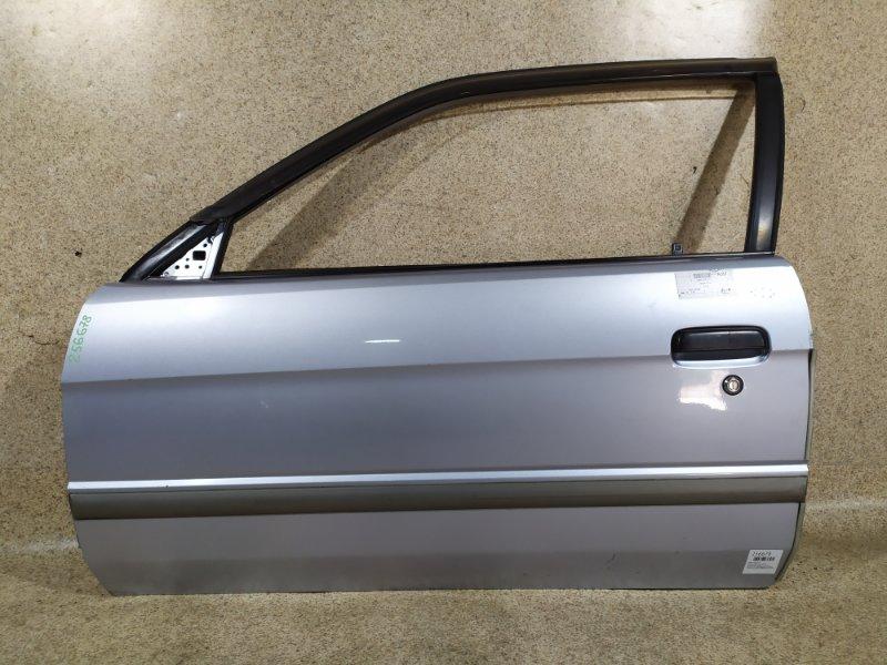 Дверь Toyota Corsa EL51 1999 передняя левая