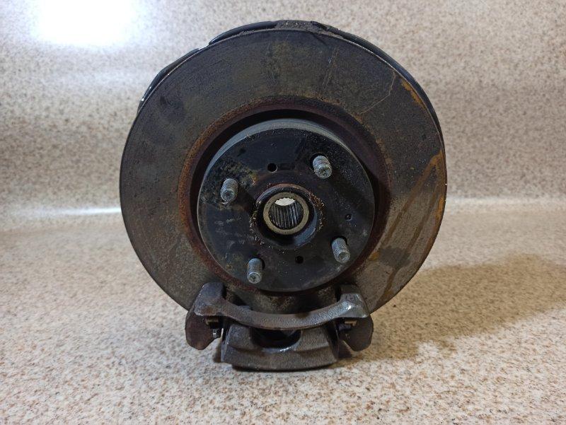 Ступица Toyota Ractis SCP100 передняя правая