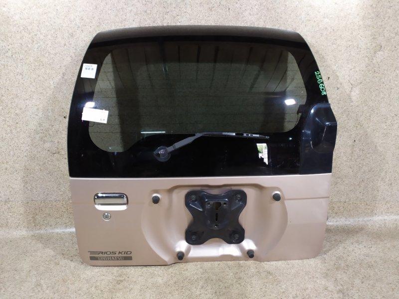 Дверь задняя Daihatsu Terios Kid J111G 2003 задняя