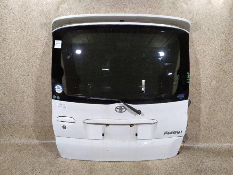 Дверь задняя Toyota Funcargo NCP20