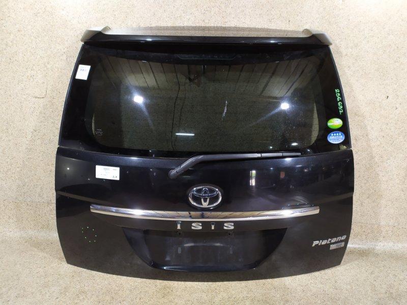 Дверь задняя Toyota Isis ZGM10