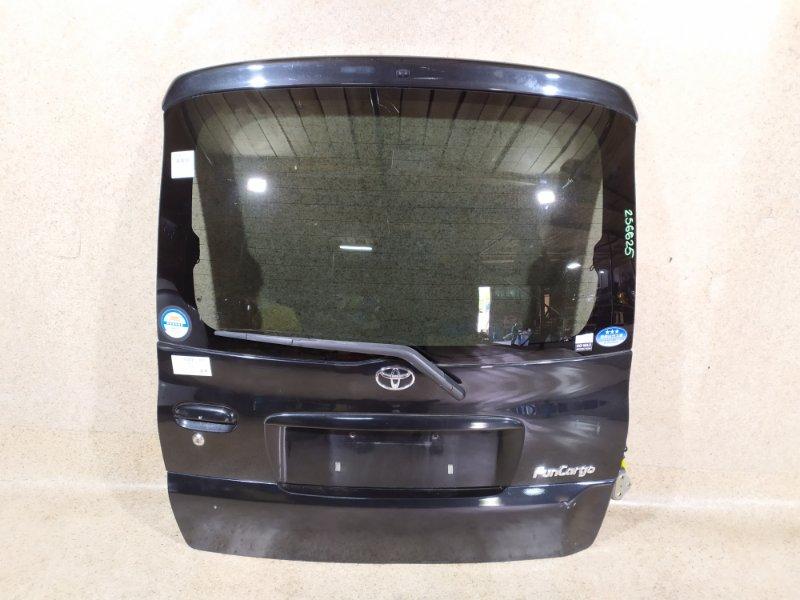 Дверь задняя Toyota Funcargo NCP20 2004