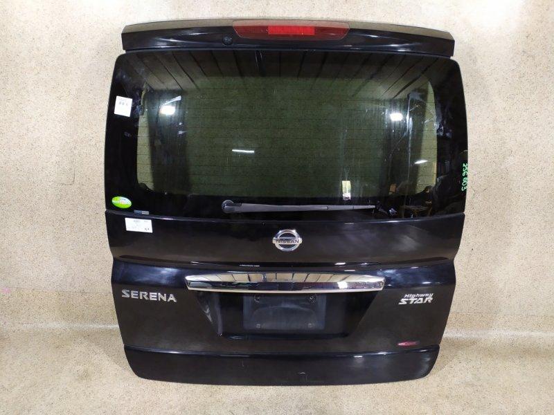 Дверь задняя Nissan Serena CC25 2009 задняя