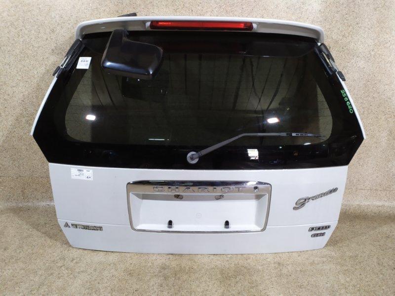 Дверь задняя Mitsubishi Chariot Grandis N84W