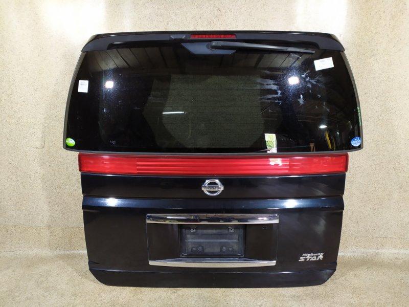Дверь задняя Nissan Elgrand ME51 задняя
