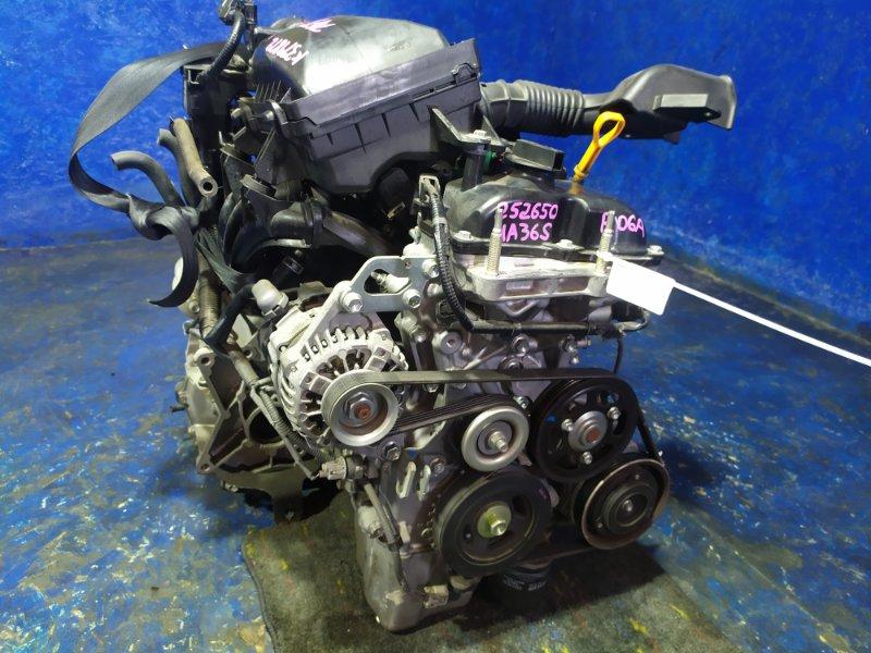 Двигатель Suzuki Alto HA36S R06A 2016