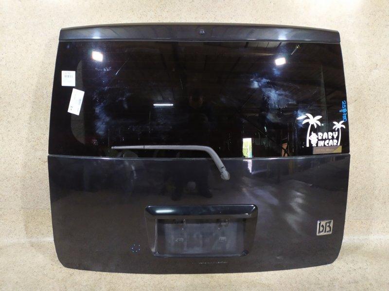 Дверь задняя Toyota Bb NCP30 задняя