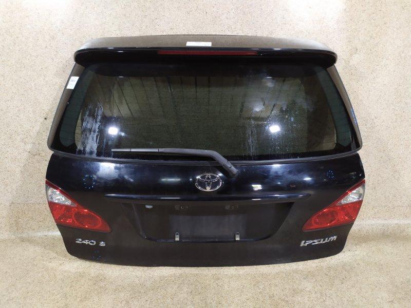Дверь задняя Toyota Ipsum ACM21 задняя