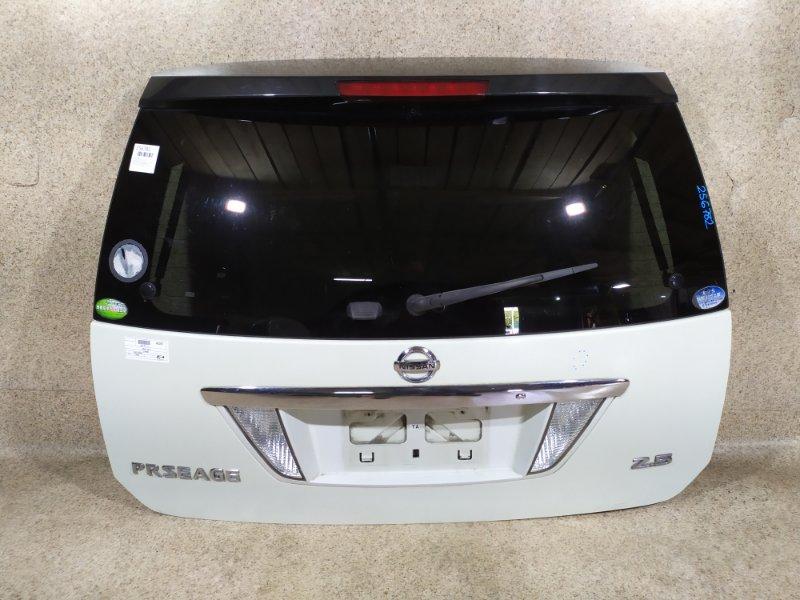 Дверь задняя Nissan Presage TU31