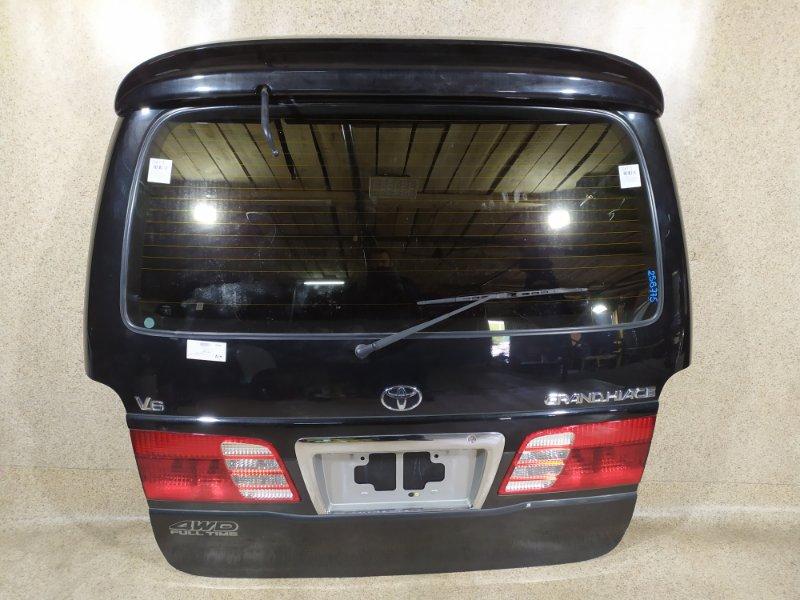 Дверь задняя Toyota Grand Hiace VCH16 2002 задняя