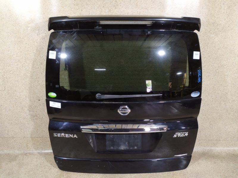 Дверь задняя Nissan Serena CC25 задняя