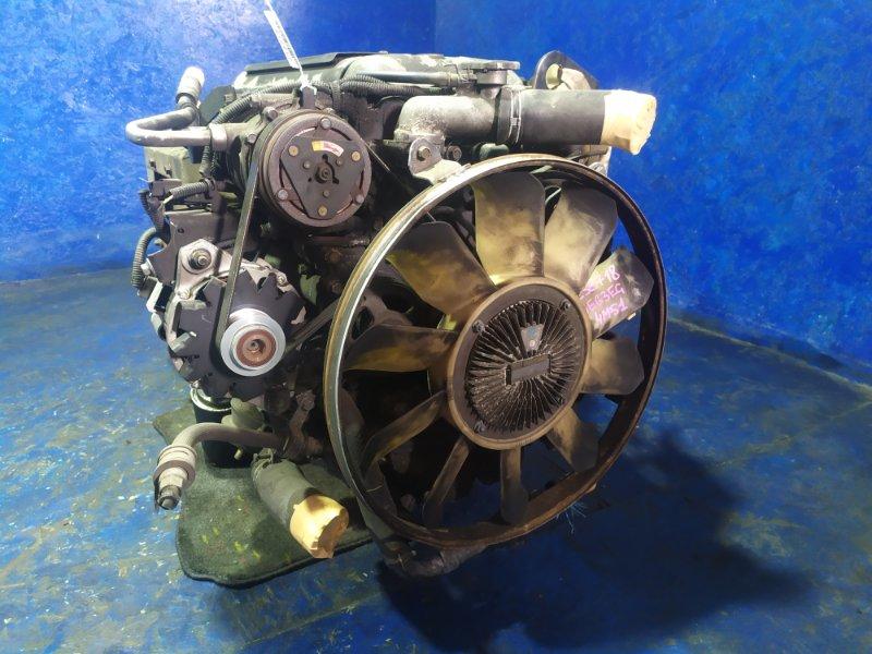 Двигатель Mitsubishi Rosa BE63EG 4M51 2004