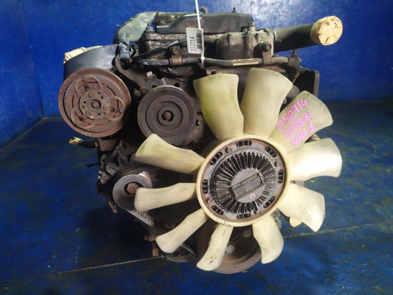 Двигатель Isuzu Elf NPS81 4HL1 2005