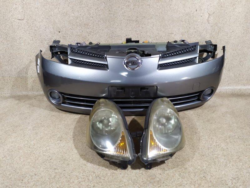 Nose cut Nissan Note E11 HR15DE 2005