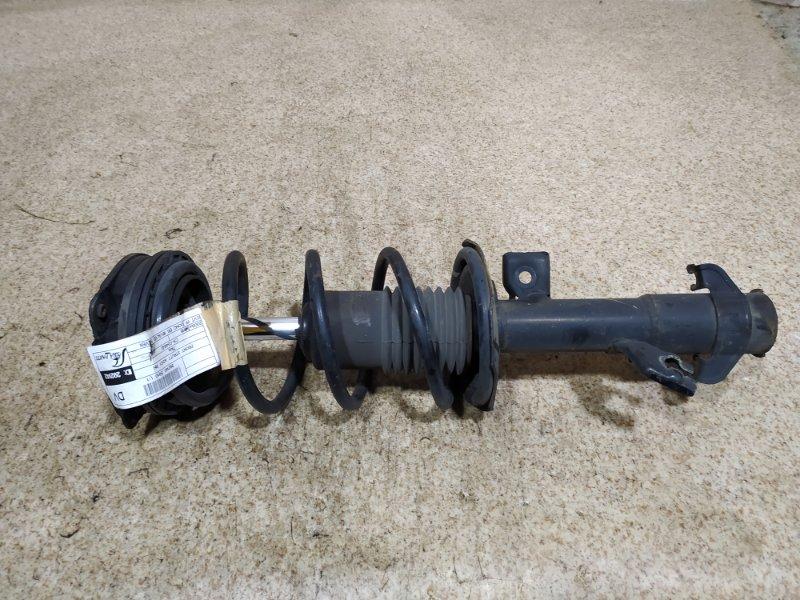 Стойка Nissan Tiida C11 передняя правая