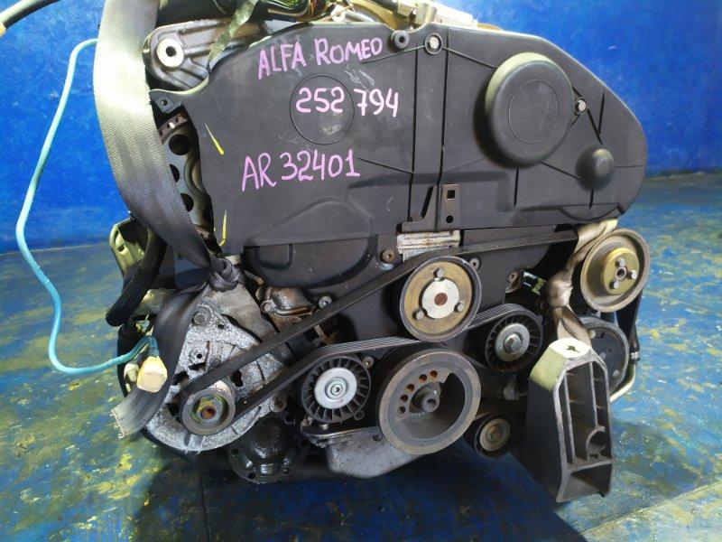 Двигатель Alfa Romeo AR32401