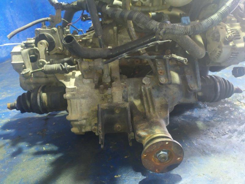 Мкпп Toyota Starlet EP95 4E-FE