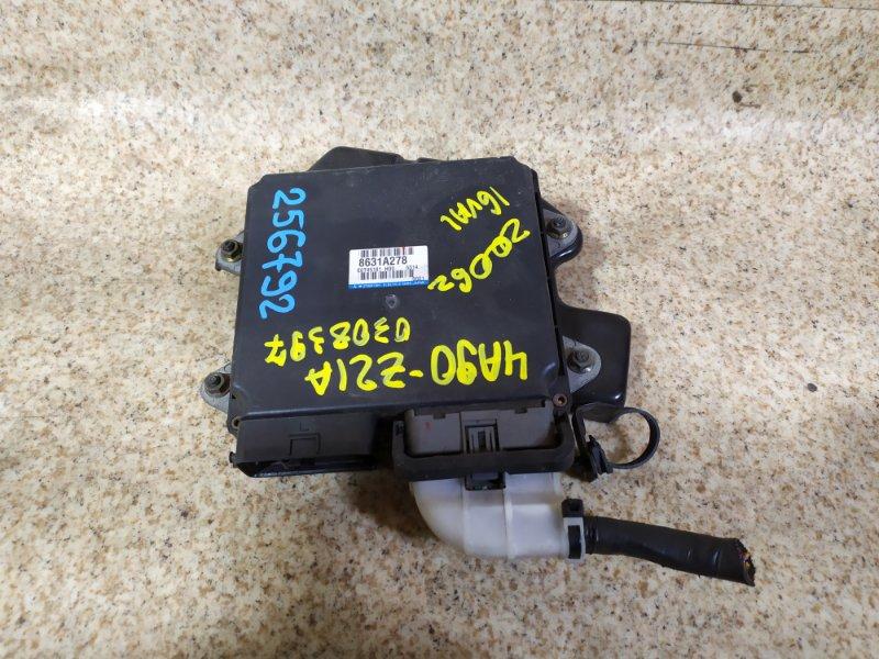 Блок управления efi Mitsubishi Colt Z21A 4A90 2006