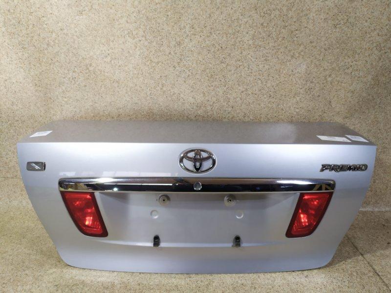 Крышка багажника Toyota Premio ZZT240