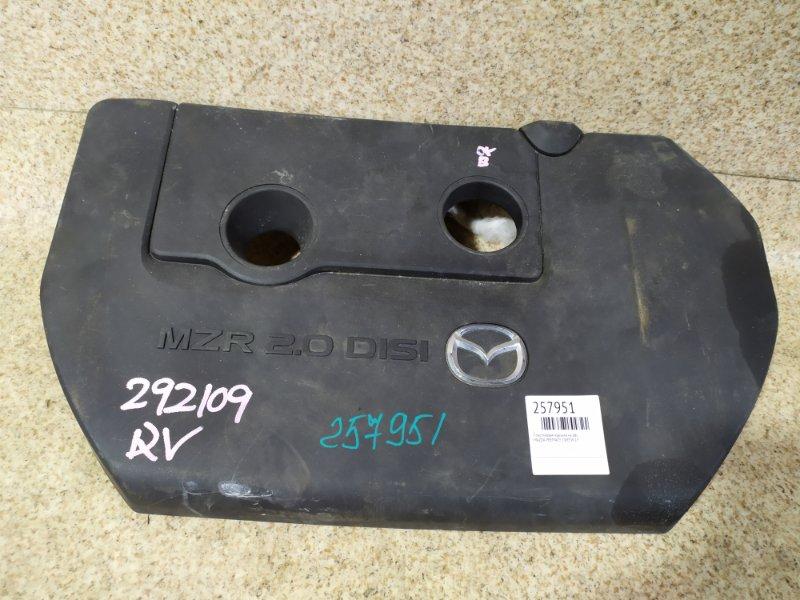 Пластиковая крышка на двс Mazda Premacy CWEFW LF