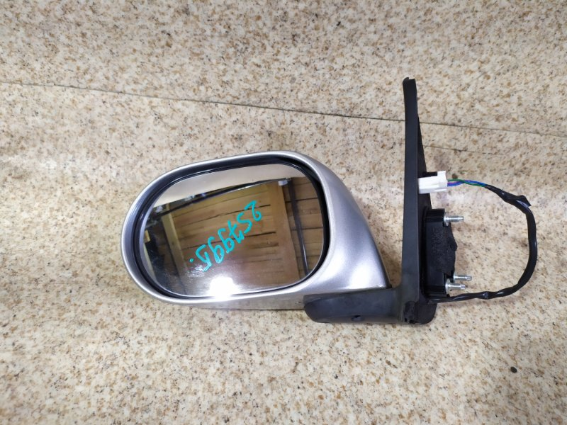 Зеркало Nissan March BNK12 переднее левое