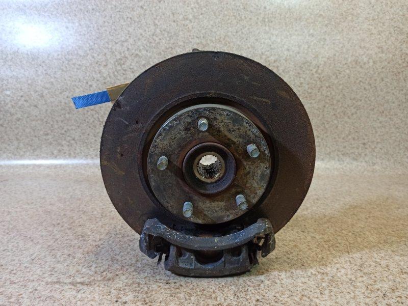Ступица Nissan Lafesta B30 MR20DE передняя правая