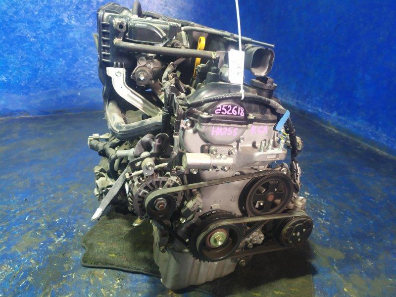 Двигатель Suzuki Alto HA25S K6A 2014