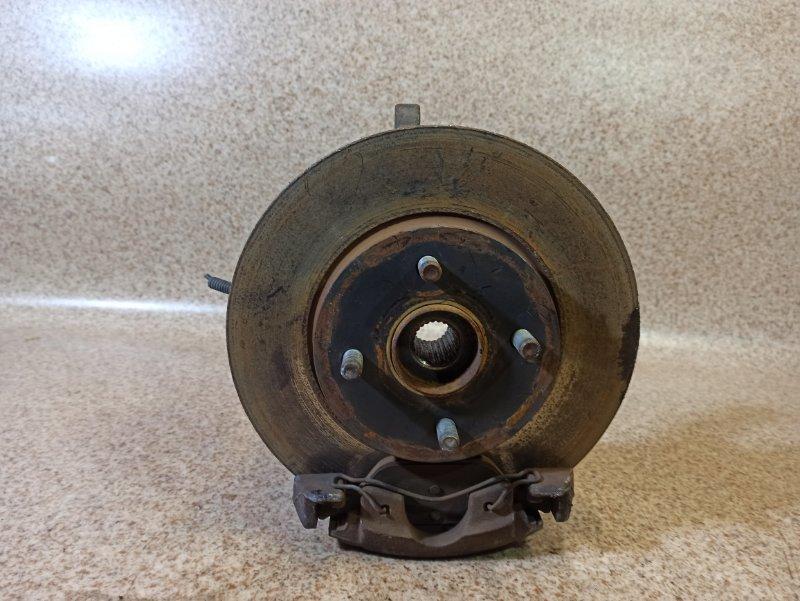 Ступица Mazda Demio DY3W передняя левая