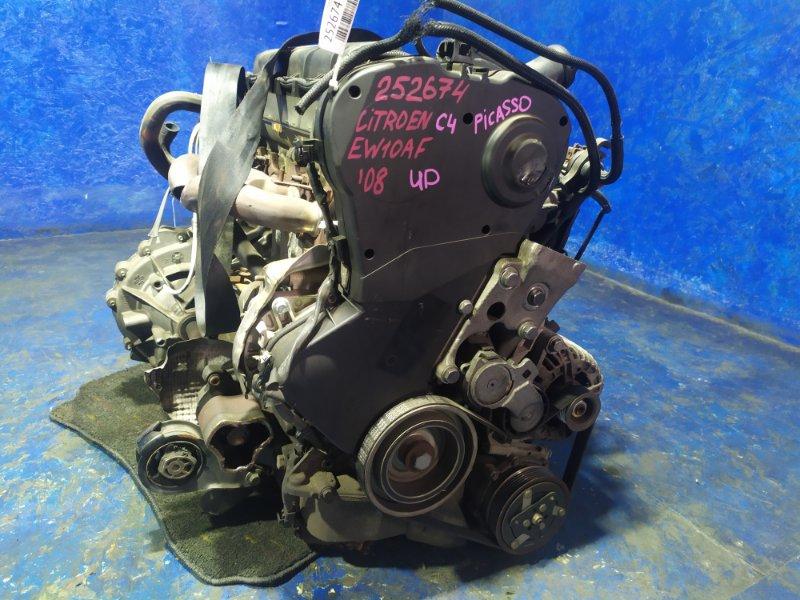 Двигатель Citroen C4 Picasso UD EW10AF 2008
