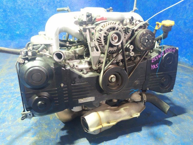 Двигатель Subaru Exiga YA5 EJ204JPE0FA