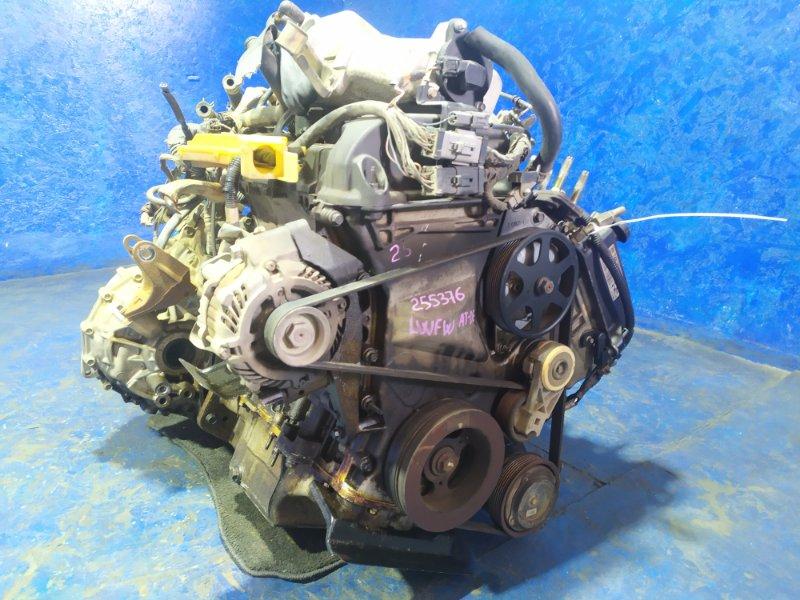 Двигатель Mazda Mpv LWFW AJ-DE 2003