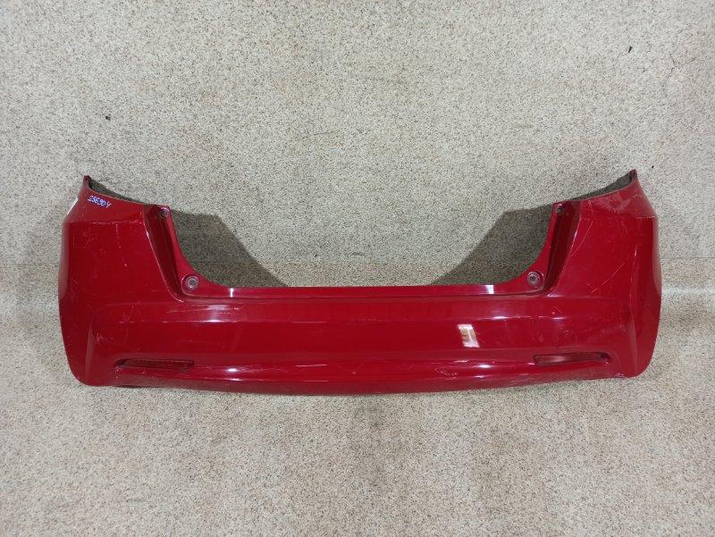 Бампер Honda Fit GE6 2012 задний