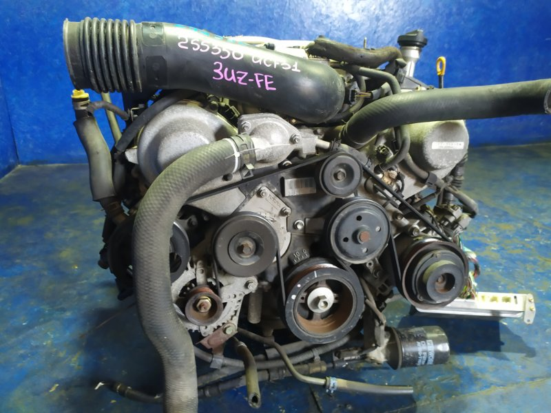 Двигатель Toyota Celsior UCF31 3UZ-FE