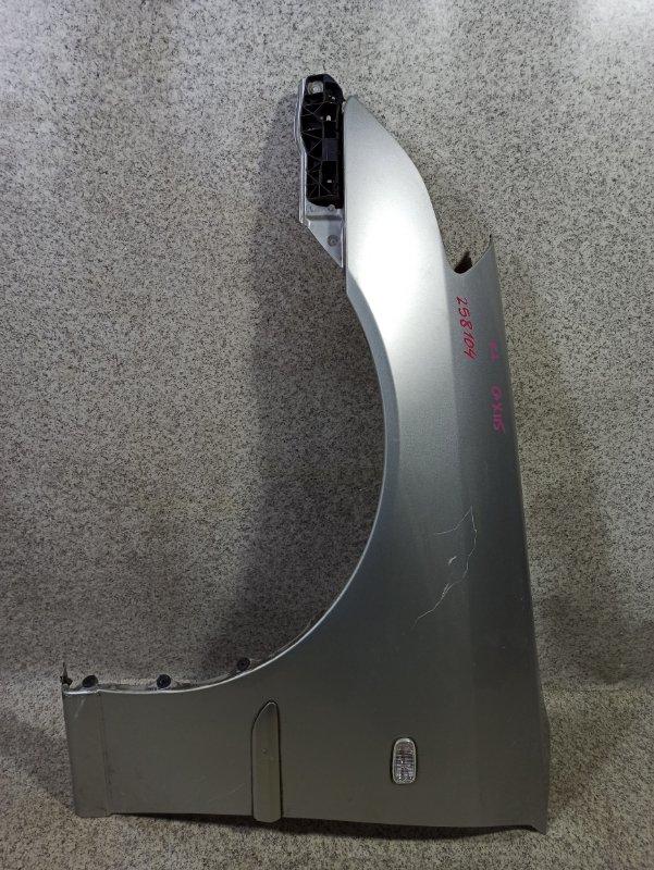 Крыло Toyota Mark Ii Blit GX115 2002 переднее левое